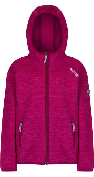 Regatta Dissolver Fleece Jacket Kids Duchess